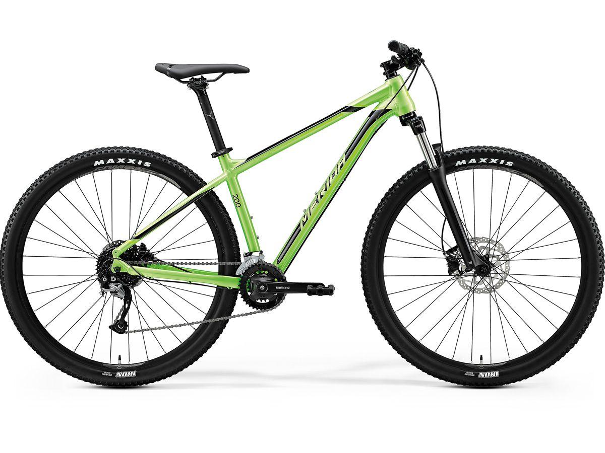 Bicicleta Montaña Merida Big Nine 200 2020 Btt Bikes